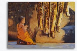 Der kleine Mönch